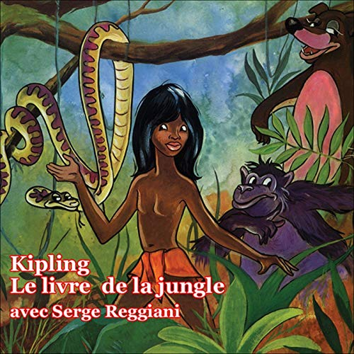 Couverture de Le livre de la jungle