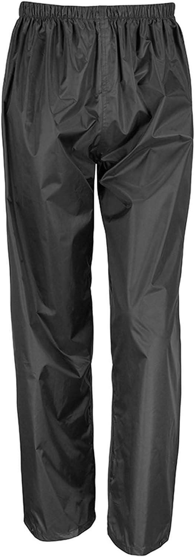 Result Core R226J Junior rain Trouser Blank Plain