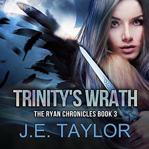 Trinity's Wrath audiobook cover art