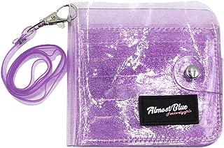 Best clear glitter wallet Reviews