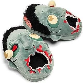 thinkgeek zombie slippers