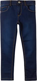 c0eb00602eb8e bluezoo Girl's Dark Blue Skinny Jeans Age 4-14 Years