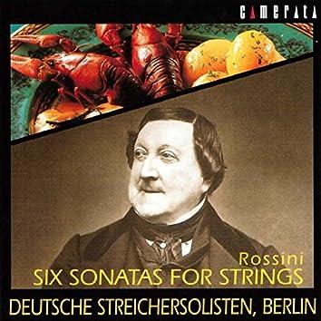 Rossini: Six Sonatas for Strings