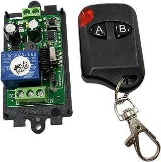 SM SunniMix Interruptor Control Remoto Inalámbrico 1 Sola Vía 220 V 433 MHz Visualización Rápida Larga Útil - 2 Botón G