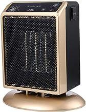 WSJTT Portable Heater, Home Office Hot Air Heating Small Heater Dormitory Student Desktop Electric Heating Mute Energy Sav...