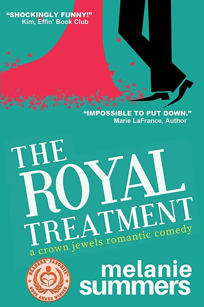 その間バリー地下室The Royal Treatment: A Crown Jewels Romantic Comedy, Book 1