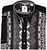 Leché Herrenhemd Extravagant (M)