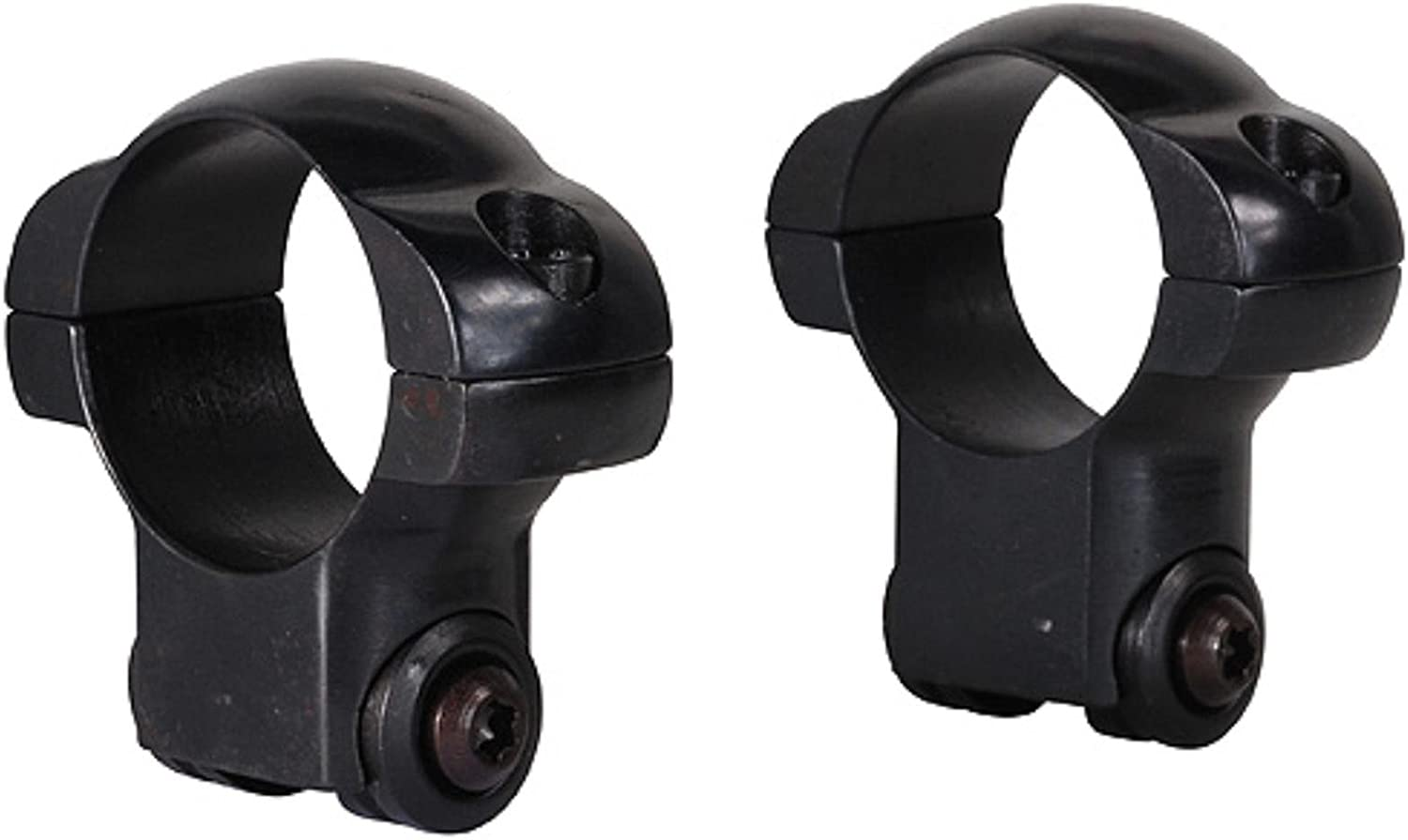 Redfield Ruger M77 Rifle Medium Rings Black Steel 1-Inch shop Manufacturer direct delivery