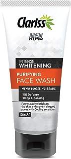 Clariss Intense Whitening Purifying Face Wash