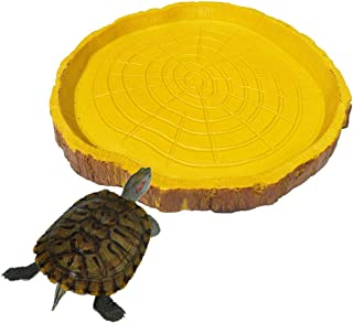 STTQYB Reptile Bowl Reptile Water Dish,Reptile Food and Water Dish
