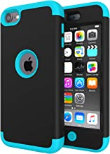 iPod Touch 7 Case for Boys, iPod Touch 6 Case, SLMY(TM) Heavy Duty High Impact Armor Case..