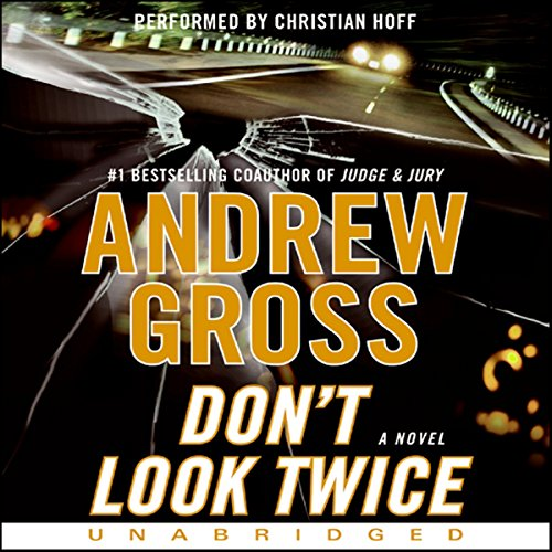 Don't Look Twice audiobook cover art
