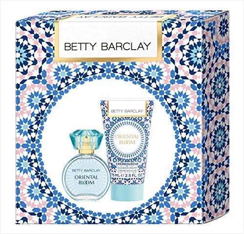 Betty Barclay® Oriental Bloom I Geschenkset I Duo Set: Eau de Toilette 20 ml & Cremedusche 75 ml