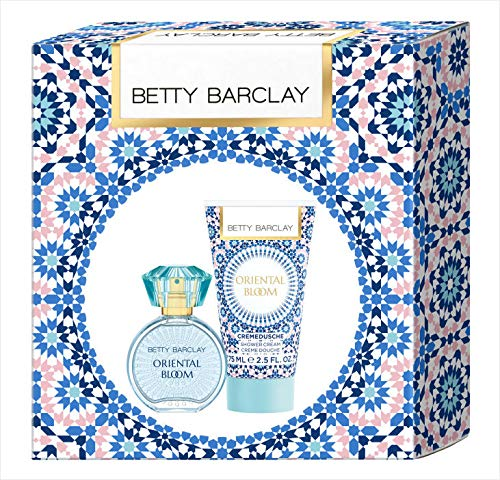 Betty Barclay® Oriental Bloom I Geschenkset I Duo Set: Eau de Toilette 20 ml & Cremedusche 75 ml