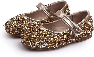 Moonuy Toddler B/éb/é Filles Chaussures Nouveau-n/és Enfants Filles De Mode L/éopard Patchwork Appartements Infant Bowknot Princesse Unique Chaussures Sandales