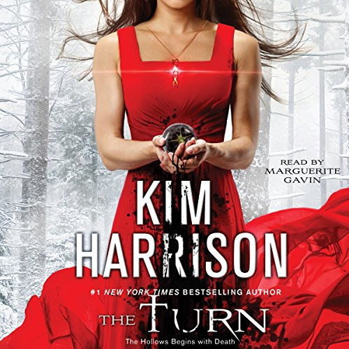 The Turn audiobook cover art