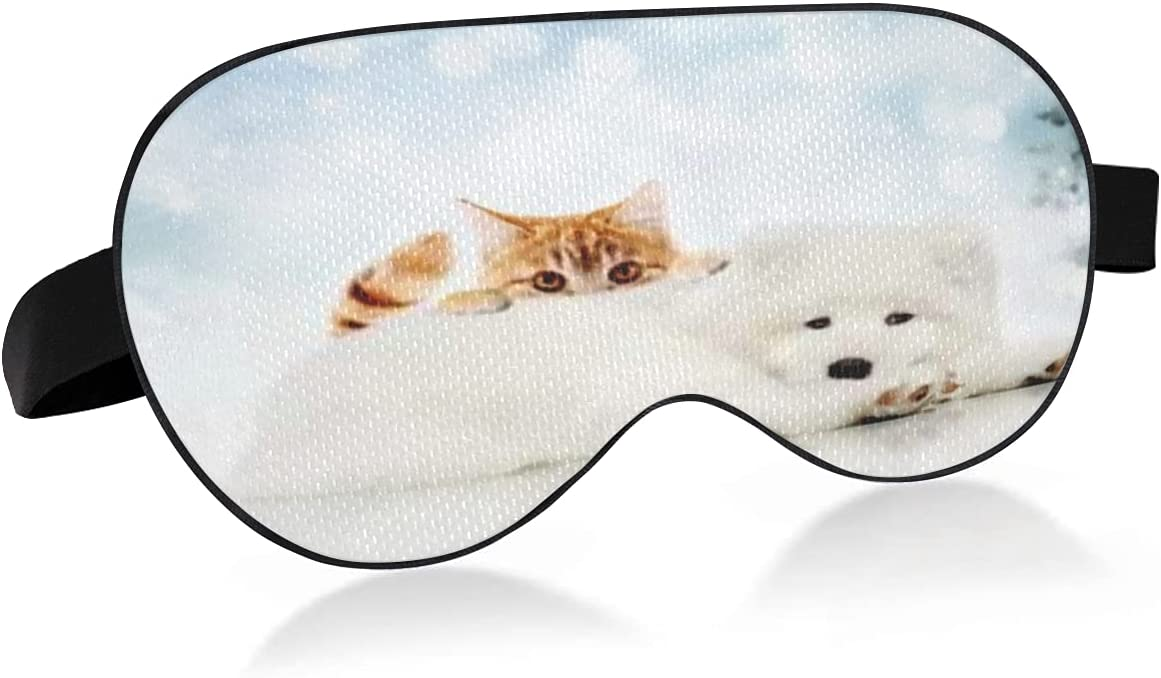 Sleep Mask with Eyes That Block and Mail order Dry Inexpensive Merry Relieve Light