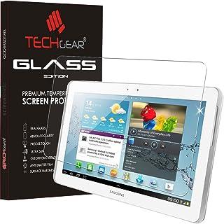 TECHGEAR Vidrio Compatible con Samsung Galaxy Tab 2 10.1