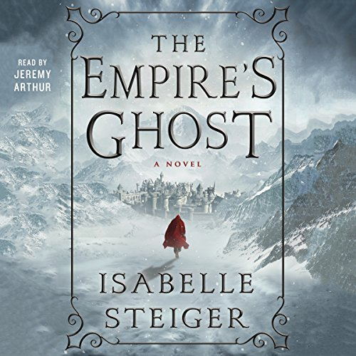 The Empire's Ghost audiobook cover art