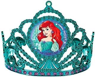 Amscan - Little Mermaid Electroplated Tiara (1)