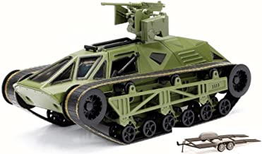 Diecast Car & Trailer Package - Ripsaw