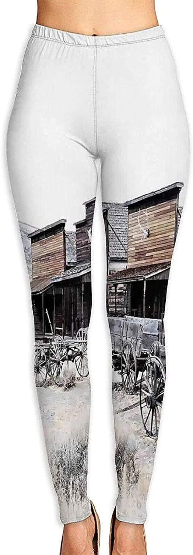 Wood Wagon Women's 3D Printed Leggings W Yoga 2021 High order Soft Control Tummy