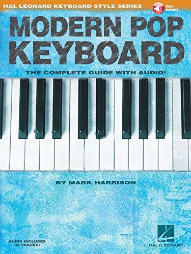 Modern Pop Keyboard: Hal Leonard Keyboard Style Series