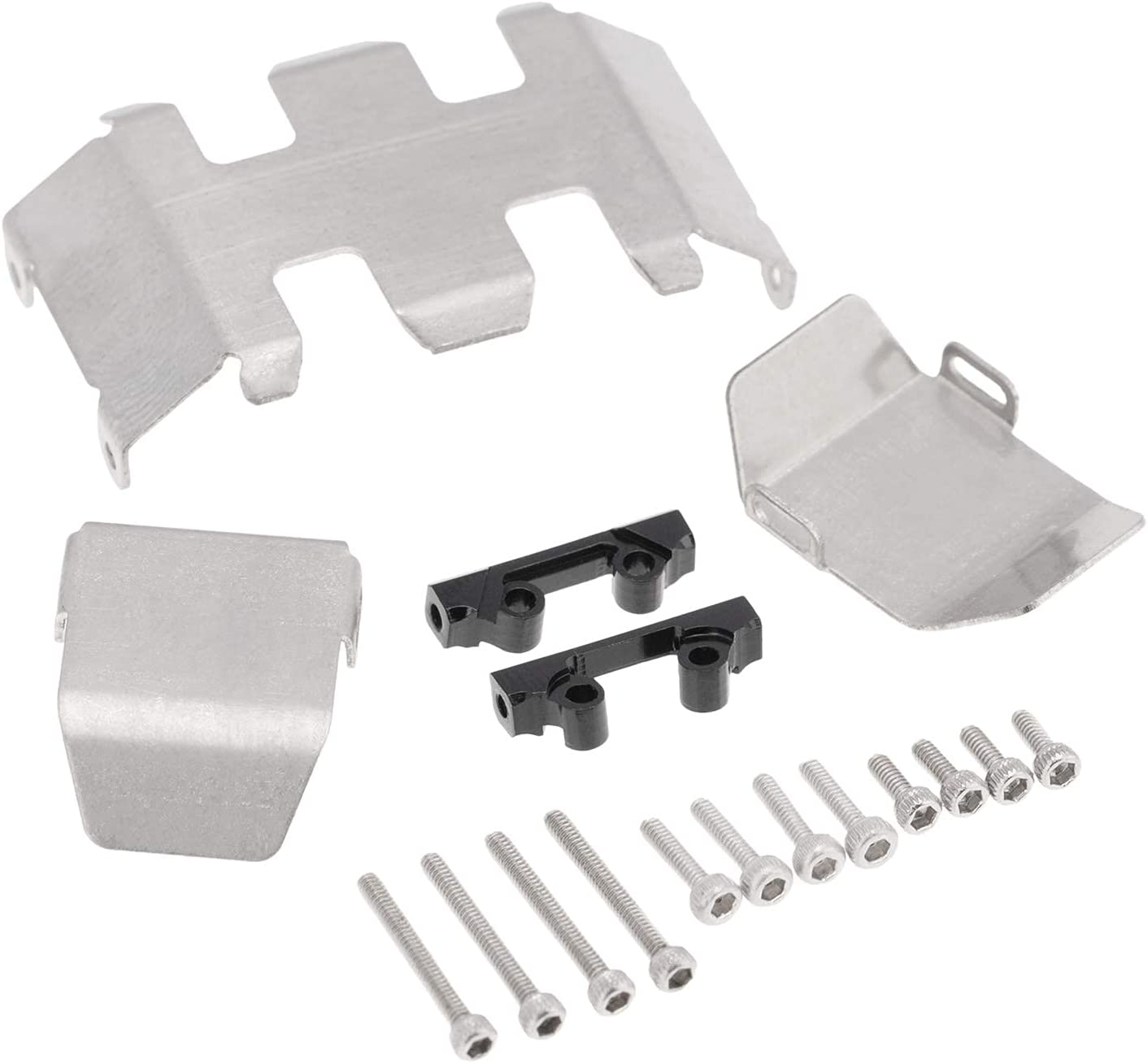 hndfhblshr RC Spare Parts Accessory Plates 3pcs Genuine Free Shipping Set wholesale Protective