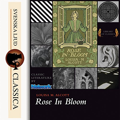 Rose in Bloom cover art