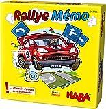 HABA- Rallye Mémo, 302786, Coloré