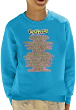 The Fresh Prince of Bel Air Lyrics Kid's Sweatshirt