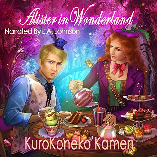 Alister in Wonderland  By  cover art