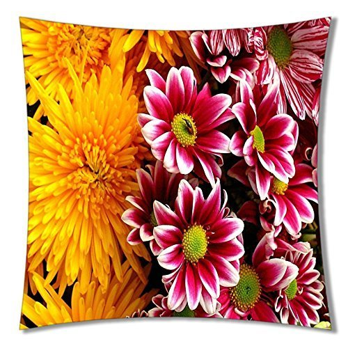 B-ssok High Quality of Pretty Flower Pillows A157