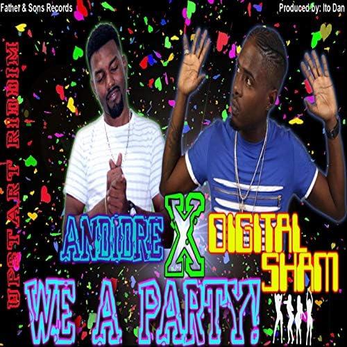 Andidre & Digital Sham