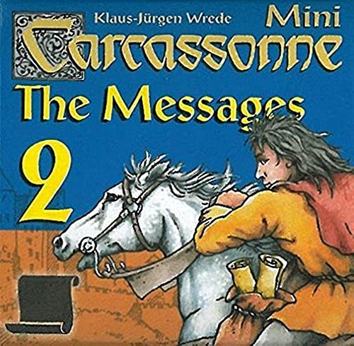 Carcassonne  The Messages by Rio Gründe Games