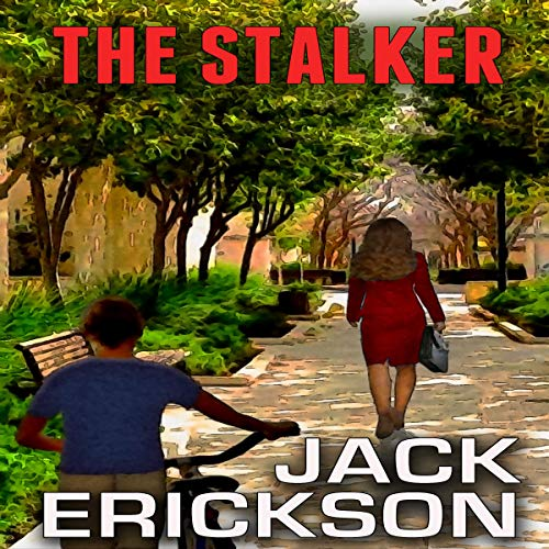 The Stalker audiobook cover art