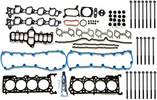 CTCAUTO Engine Parts Gasket Valve Cover Gasket Sets Fits for Ford F-250 Super Duty 5.4L