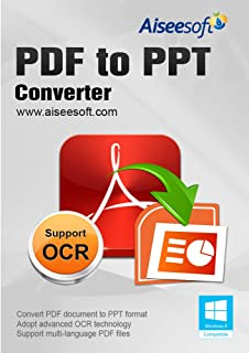 Aiseesoft PDF to PPT Converter [Download]