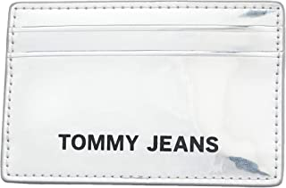 Tommy Jeans Women's Femme Item Card Holder, Beige - AW0AW08412