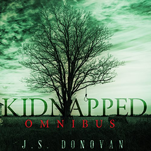 Kidnapped Omnibus audiobook cover art