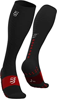 Compressport, Full Socks Recovery Calcetines para Correr, Unisex Adulto