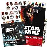 Star Wars Party Favors calcomanía Fun Pack Set ~ Más de 620 Star Wars Pegatinas (Star Wars Party Supply)