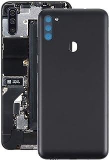 غطاء خلفي بطارية YPShell لهاتف Samsung Galaxy M11 SM-M115F استبدال الغطاء الخلفي