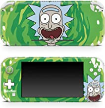 Skin Adesivo para Nintendo Switch Lite - Rick And Morty