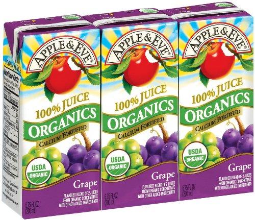 hansens grape juice - 2