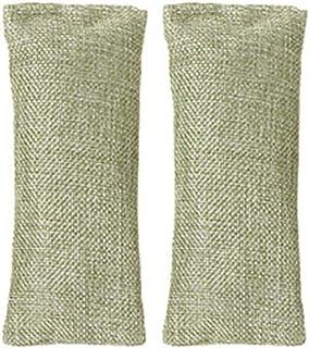 Odor Eliminator 2Pcs Bamboo Charcoal Air Purifying Bag Odor Absorber Car Deodorizer Air Freshener Closets Shoe Deodorant A...
