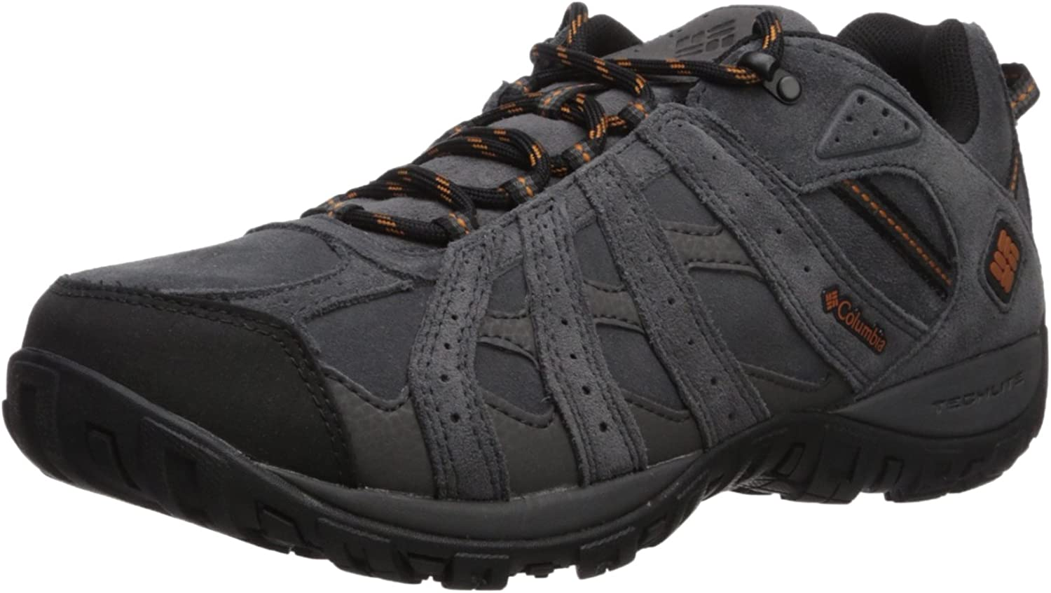 Columbia Men's Redmond Leather Omni-TECH Wide Hiking shoes