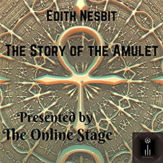 The Story of the Amulet cover art