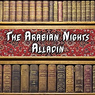 The Arabian Nights - Aladdin audiobook cover art