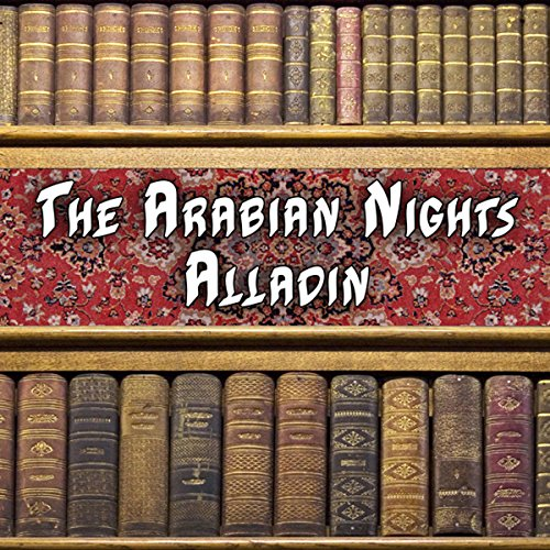 The Arabian Nights - Aladdin cover art